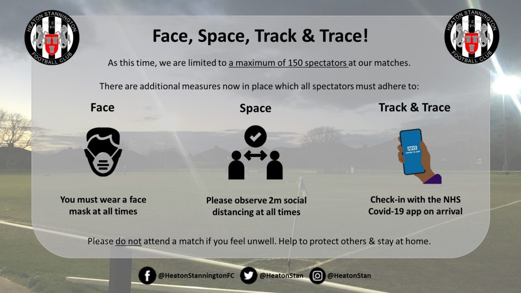 Face, Space, Track & Trace