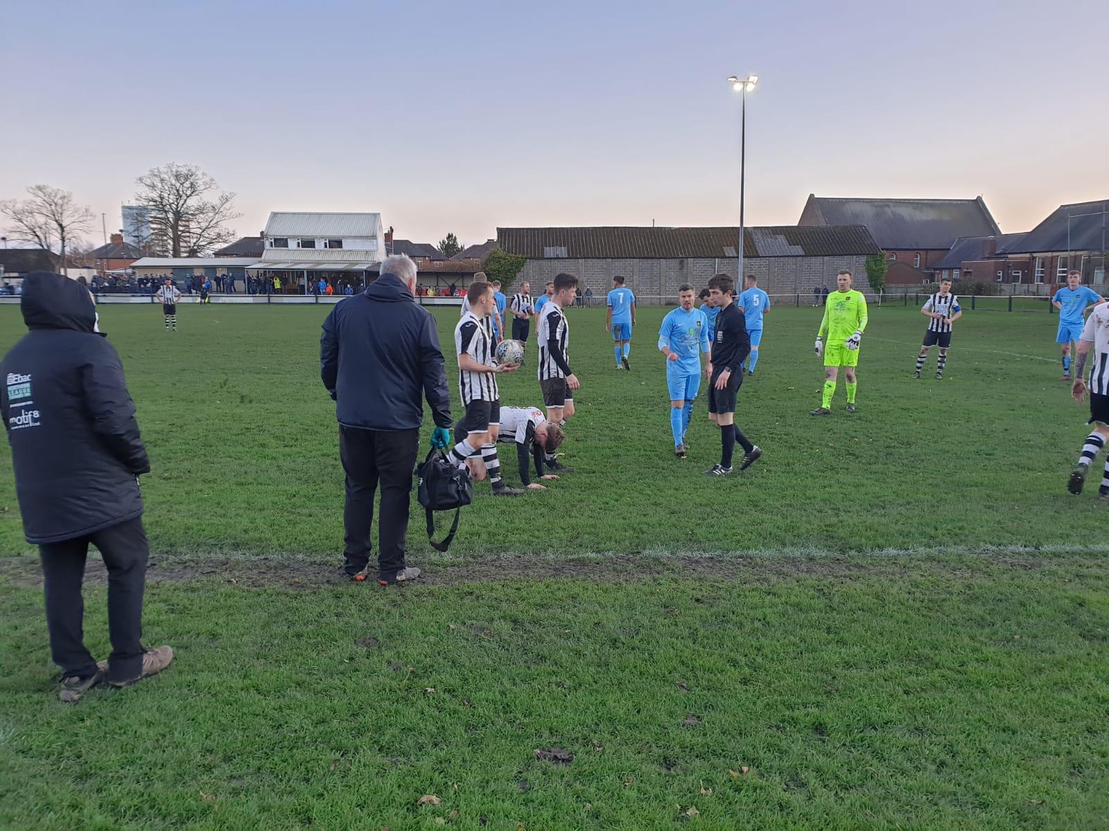 Heaton Stan 1-1 Crook Town – Match Report