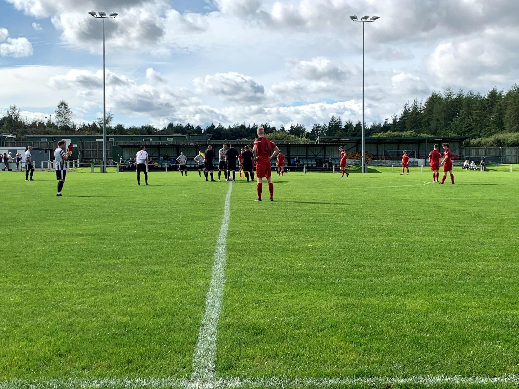Newcastle Uni 1-1 (3-4 pens) Heaton Stan – FA Vase Match Report